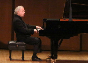 Andras Schiff at the 92nd Street Y.
